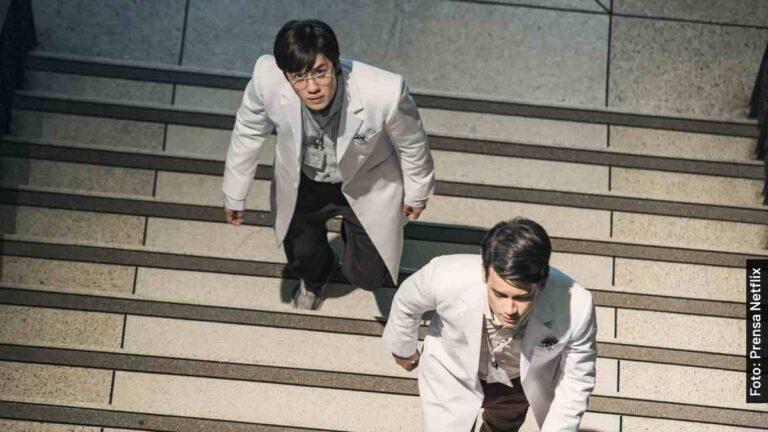 Quién es quién en El Experimento Fantasma, película en Netflix