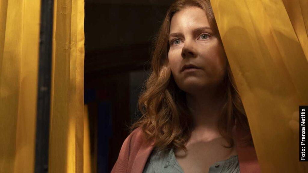 personajes la mujer en la ventana película