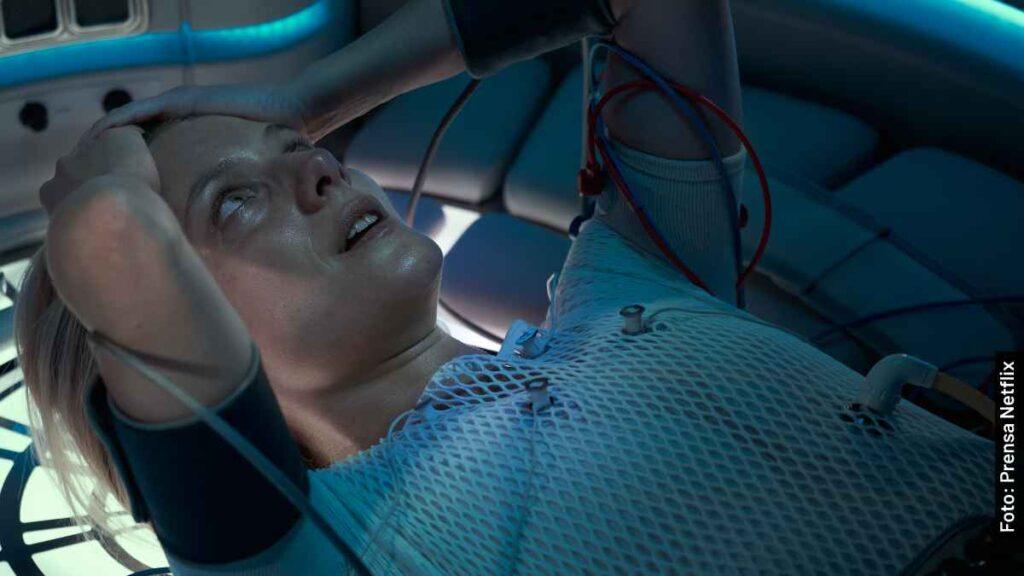 personajes oxígeno película