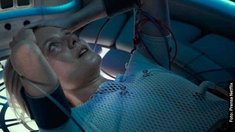 Quién es quién en Oxígeno, película francesa de Netflix