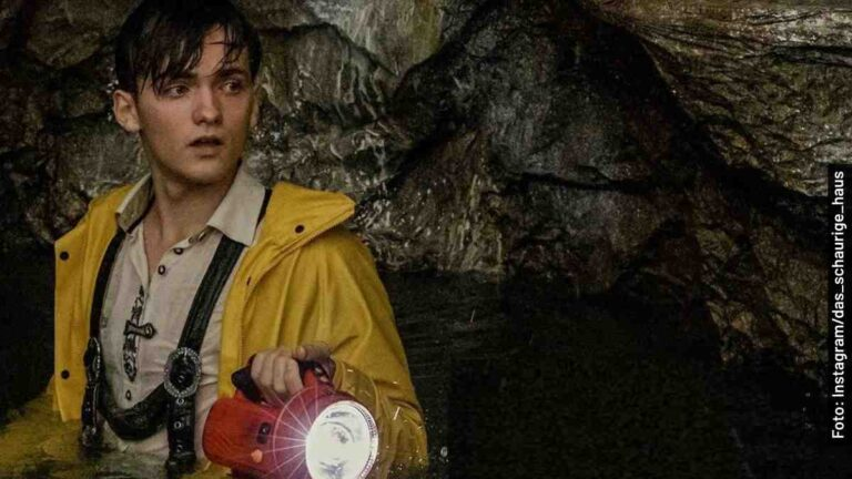 Quién es quién en Paredes Siniestras, película austriaca de Netflix
