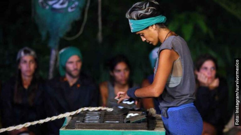 Por qué Bárbara no usó el Tótem de Inmunidad en Survivor México