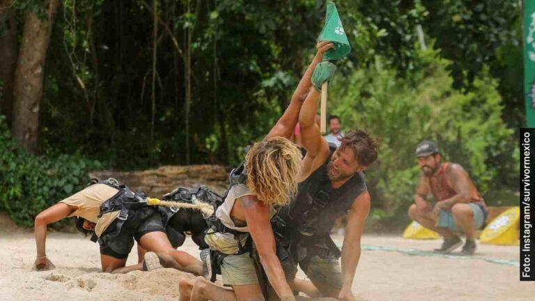 Revelan spoilers quién gana los juegos de hoy 27 de mayo en Survivor