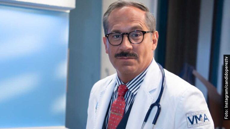 Quién es quién en Dr. Cándido Pérez, programa de Televisa