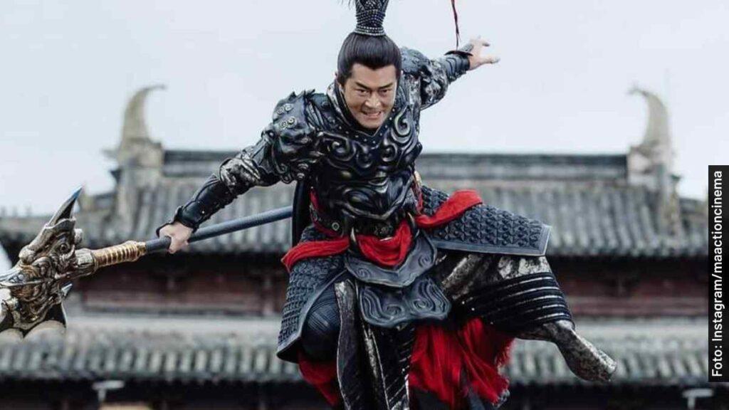actores dynasty warriors película