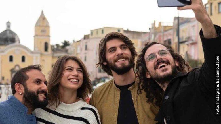 Quién es quién en Generación 56k, serie italiana de Netflix