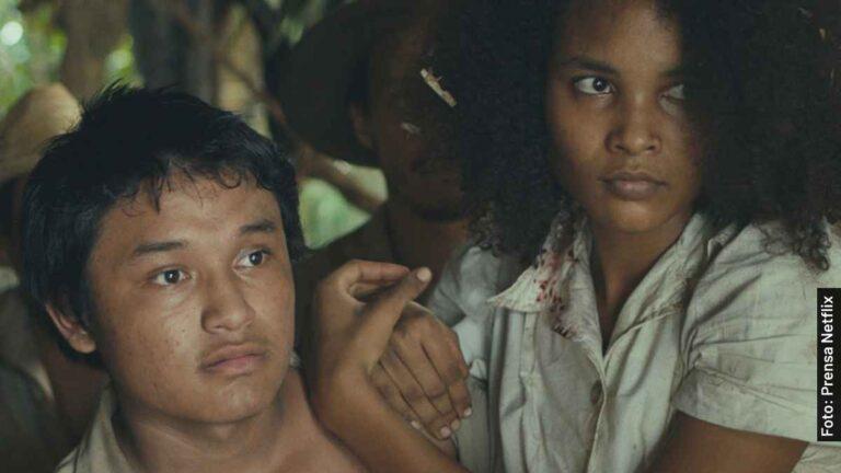 Quién es quién en Selva Trágica, película de Netflix