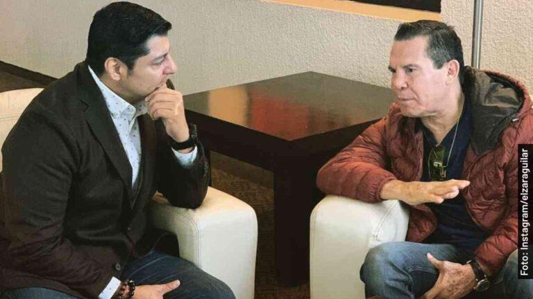 Quién es El Zar Carlos Aguilar, narrador de Guerreros, show de Televisa