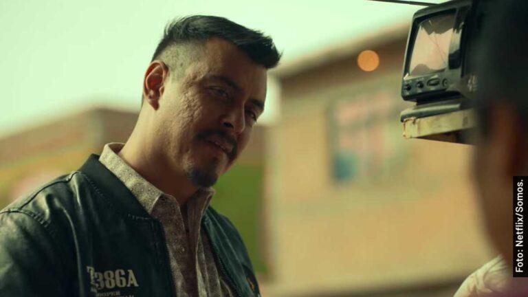Quién es Héctor en Somos, serie de Netflix, y en la vida real