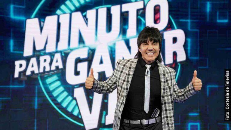Quiénes son los invitados en Minuto para Ganar VIP, programa de Televisa