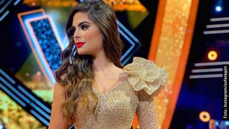 Quién es Sofía Aragón, conductora de La Voz 2021, show de TV Azteca
