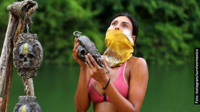 Por qué Kristal no usó el tótem y se lo dio a Cyntia en Survivor México