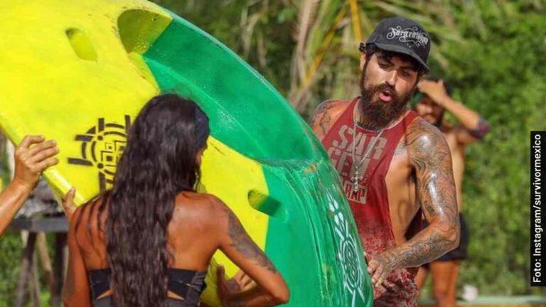Revelan spoilers quién gana los juegos de hoy 23 de junio en Survivor