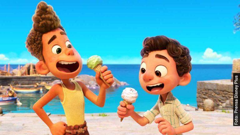 Quiénes son las voces en Luca, película de Disney Plus