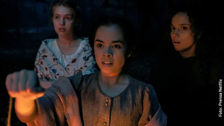 Quién es quién en La Calle del Terror Parte 3: 1666, película de Netflix
