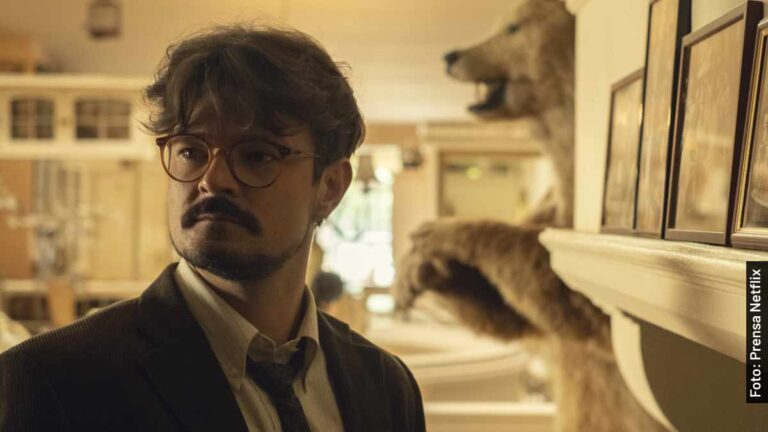 Quiénes son los actores en El Pantano, serie de Netflix, temporada 2