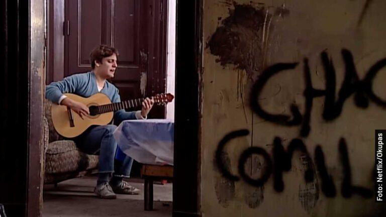 Quién es quién en Okupas, serie argentina en Netflix