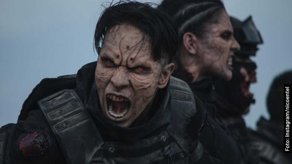 actores s.o.z soldados o zombies serie