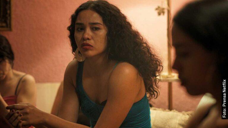 Quién es Flor María en Somos, serie de Netflix, y en la vida real
