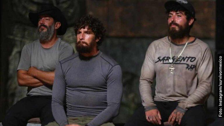 Quién es sentenciado el 1 de agosto en Survivor México