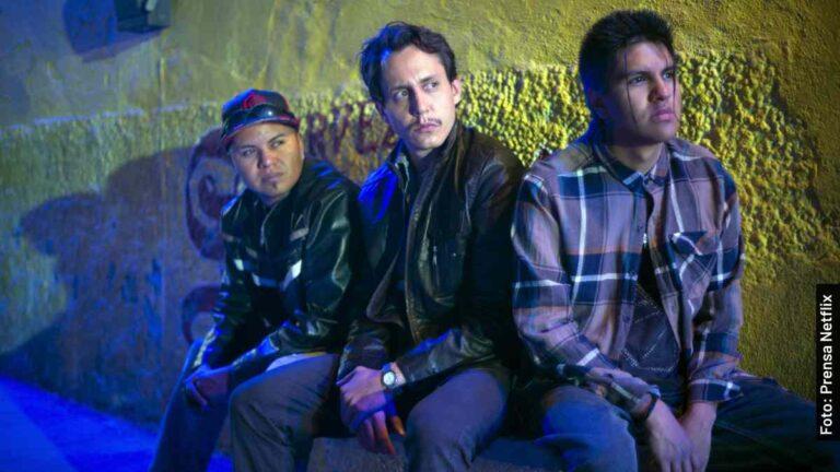 Soundtrack de Somos, serie mexicana de Netflix