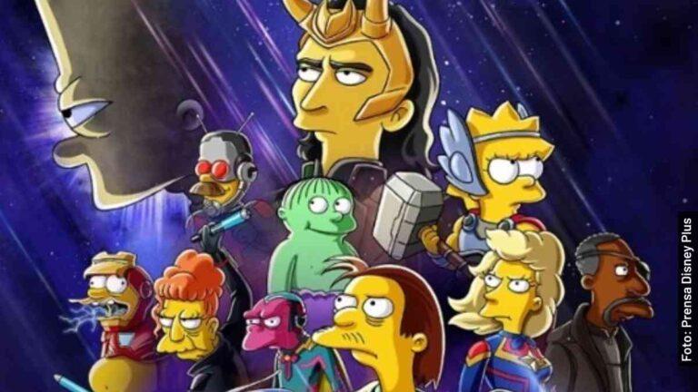 Quiénes son las voces en El Bueno, el Bart y el Loki, corto de Disney Plus