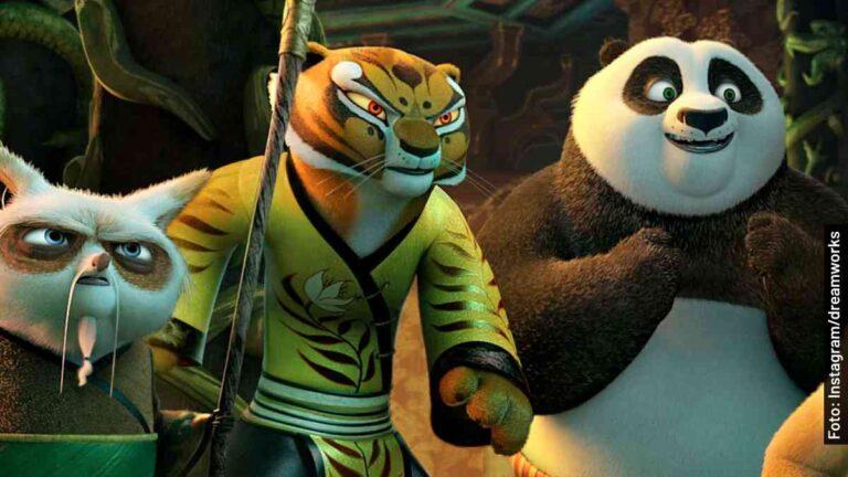 Quiénes son las voces en Kung Ku Panda 3, película en Netflix