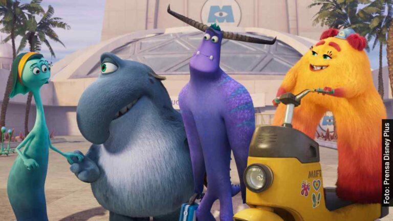 Quiénes son las voces en Monsters at Work, serie de Disney Plus