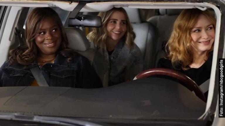 Quién es quién en Chicas Buenas, serie de Netflix, temporada 4