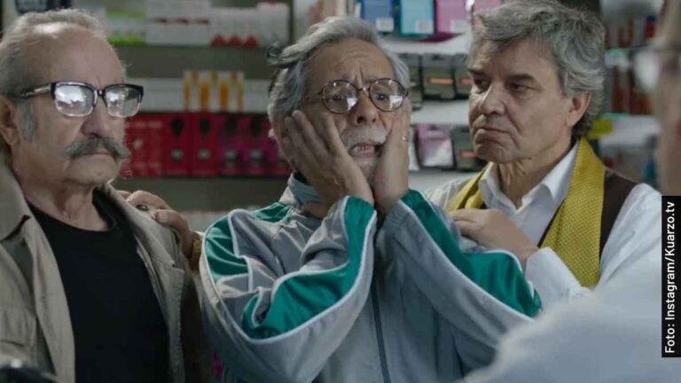 Quién es quién en Los Carcamales, serie chilena en Netflix
