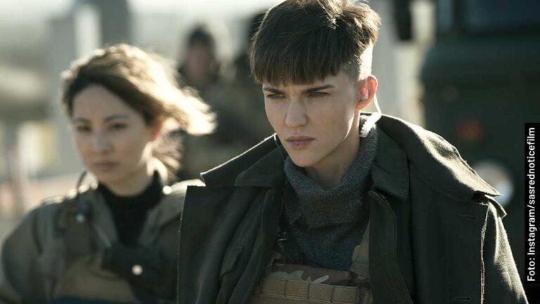 Quién es quién en SAS: El Ascenso del Cisne Negro, película de Netflix