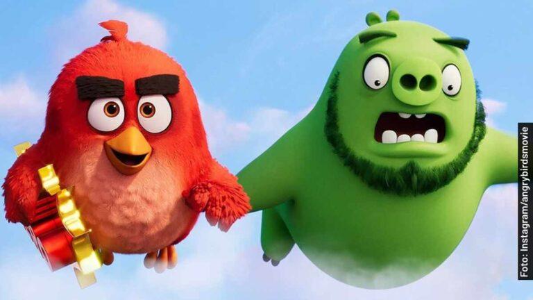 Quiénes son las voces en Angry Birds 2, película en Amazon