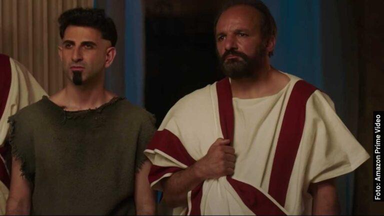 Quién es quién en Bruto vs César, película de Amazon Prime