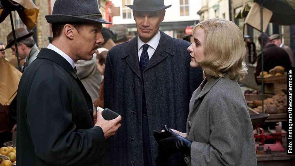 actores el espía inglés película