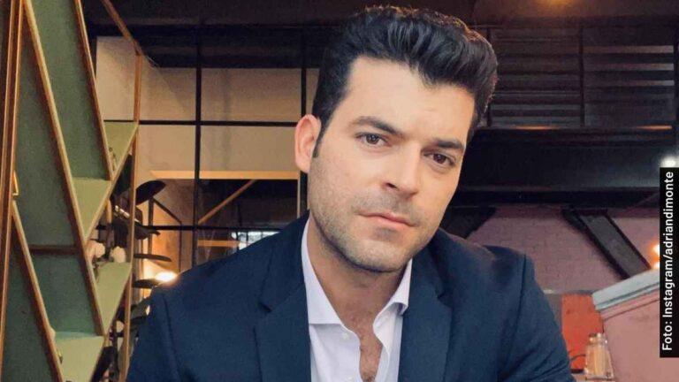 Quién es Adrián di Monte de Así se Baila, show de Telemundo
