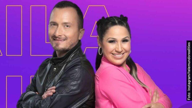 Cuál es el horario y días de Así se Baila, show de Telemundo