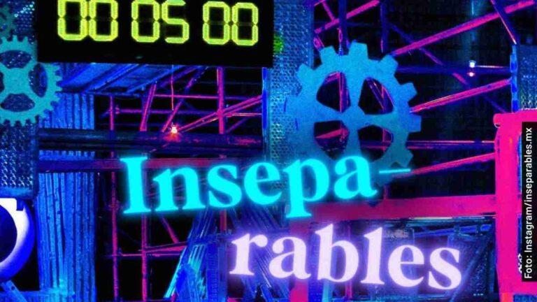 Cuál es el horario y días de Inseparables Amor al Límite, show de Televisa