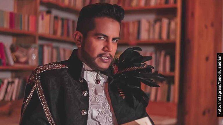 Quién es Luis Adrián de El Retador, show de Televisa