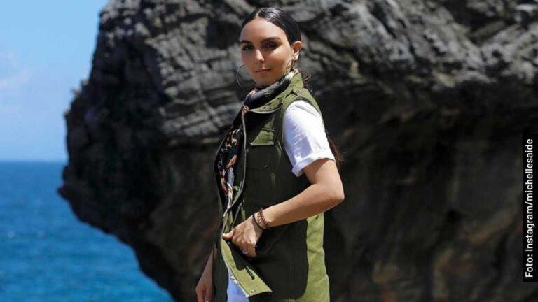 Quién es Michelle Saide, esposa de Antonio Rosique de Exatlón México