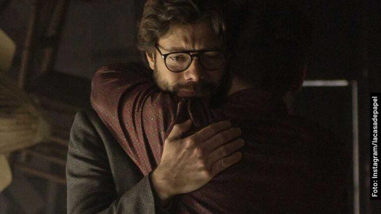 Quién muere en La Casa de Papel, serie española de Netflix