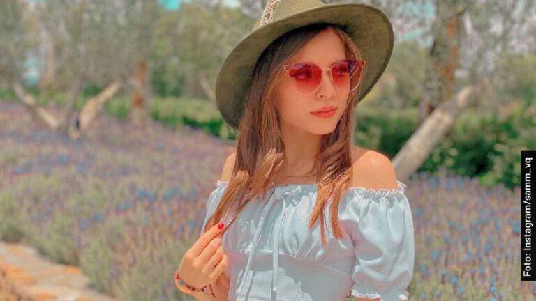 Quién es Samantha Vázquez de Inseparables Amor al Límite