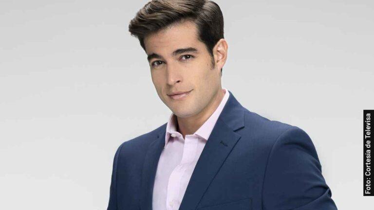 Quién es Álvaro en Contigo Sí, telenovela de Televisa y Univisión