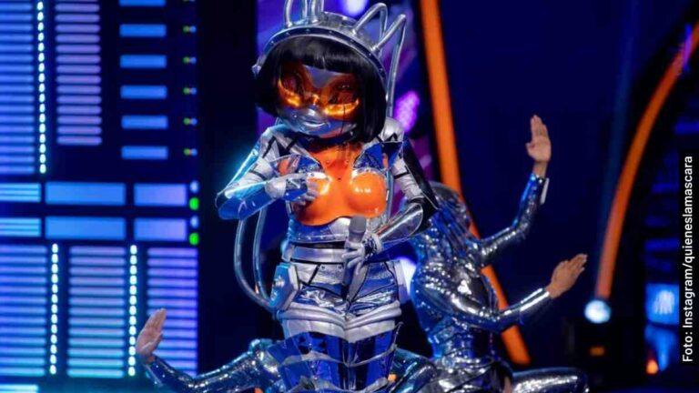 Quién es Androide en ¿Quién es La Máscara?, show de Televisa