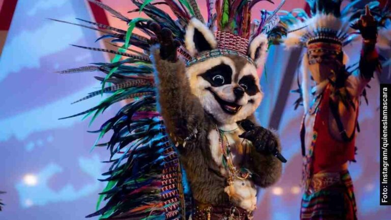 Quién es Apache en ¿Quién es La Máscara?, show de Televisa