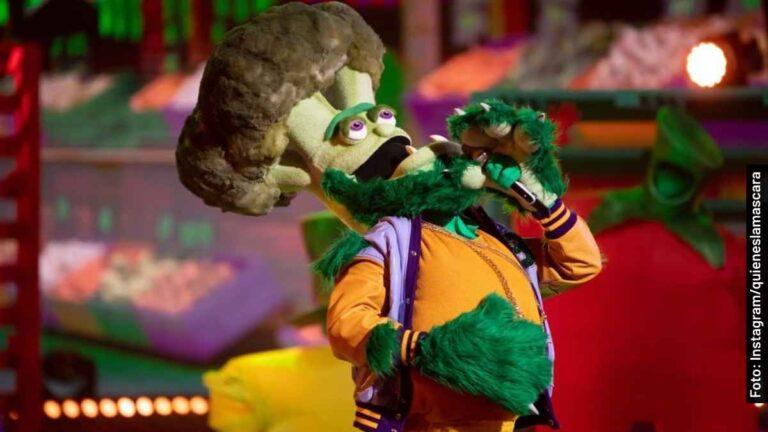 Quién es Brócoli en ¿Quién es La Máscara?, show de Televisa