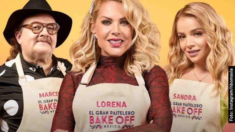 Quién es quién en El Gran Pastelero Bake Off Celebrity México