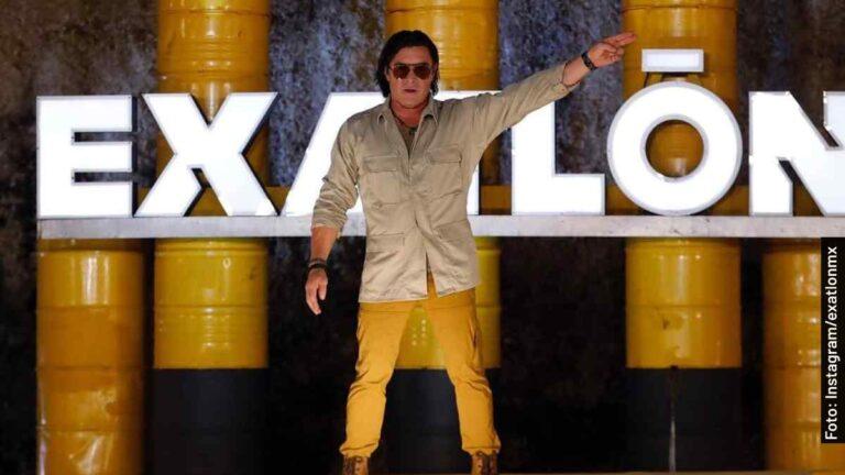 Quién es el eliminado del 10 de octubre en Exatlón México