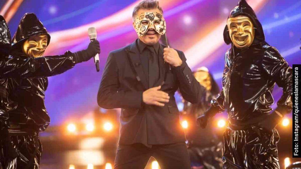 eliminado quién es la máscara 2021