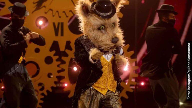 Quién es Perro en ¿Quién es La Máscara?, show de Televisa